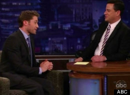 Matthew Morrison tells Jimmy Kimmel about going to work with his dad, who's a midwife