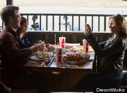Chris Pine & Elizabeth Banks In 'People Like Us'