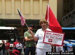 Demandan que Wall Street pague un impuesto a las ganancias que generan las transacciones financieras