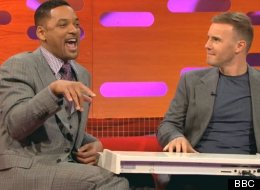 Will Smith proves he can still rap with the best of them, bringing out The Prince of Bel Air with Gary Barlow