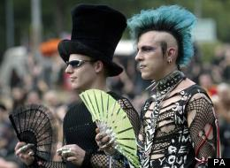 Goths across the world will unite on Tuesday for World Goth Day