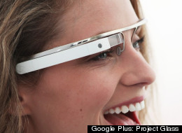 Google Plus: Project Glass