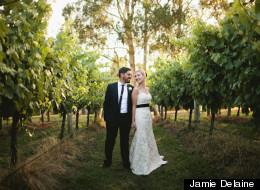 A dream wedding at an Australian Vineyard.