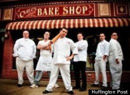 'Cake Boss' co-star Remy Gonzalez will likely be deported to Mexico upon his release. He is pictured here second from right.