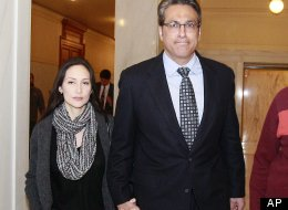Wife of suspended SF sheriff, Ross Mirkarimi, speaks out in an exclusive interview