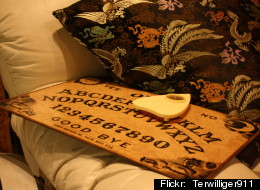 San Francisco Supervisor John Avalos said he was joking when he consulted a ouija board before a vote.