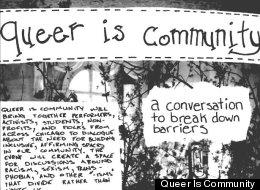 Queer Is Community