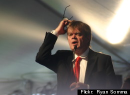A Prairie Home Companion stops by the Wolf Trap this Friday and Saturday.