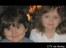 Dominic and Abby Maryk, seen here in a photo before their 2008 disappearance, were found safe in Mexico this week.