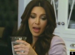 Kim Kardashian is forced to confront her fear of spiders thanks to Bruce Jenner
