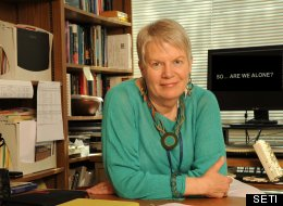 Science fiction movie aliens don't accurately depict astrobiology, according to SETI's Jill Tarter.