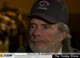 Country music star Merle Haggard spoke with The Today Show.