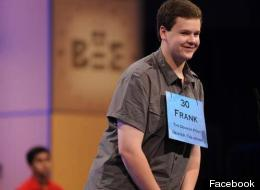 Frank Cahill, 14-year-old Parker, Colo. boy advances to championship round of the 2012 Scripps National Spelling Bee.