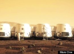 Mars One project aims to colonize the Red Planet.