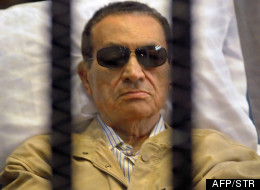 Hosni Moubarak en prison (AFP/STR)