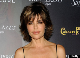 Lisa Rinna's dress put her in the media spotlight.