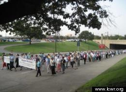 LCWR Public Witness Event