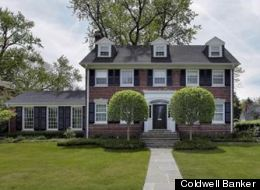 Does this house look familiar? Imagine Steve Martin standing in front of it. (Coldwell Banker)