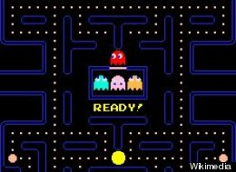 Video games have progressed a lot since the Pac-Man days, but isn't this beautifully nostalgic?