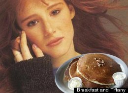 Breakfast and Tiffany