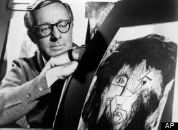 Ray Bradbury was influential in both film and TV.