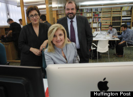 El Huffington Post launched, a Spanish version of The Huffington Post.