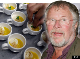 Bill Oddie has attacked the BBC for including foie gras on The Great British Menu