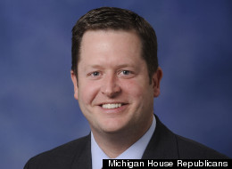 Michigan House Speaker Jase Bolger (R)