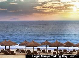 St. Regis Sanya Yalong Bay Resort