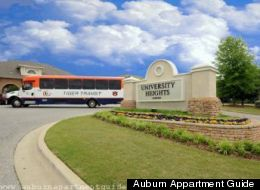 Auburn Appartment Guide