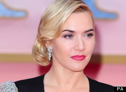 CBE for Kate Winslet