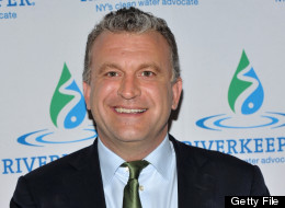 NEW YORK, NY - APRIL 13: TV personality Dylan Ratigan attends the 2011 Riverkeeper Fishermen's Ball at Pier Sixty at Chelsea Piers on April 13, 2011 in New York City. (Photo by Stephen Lovekin/Getty Images)