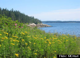 Rockland, Maine is a more affordable alternative to Martha's Vineyard.