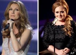Céline reprend Adele.