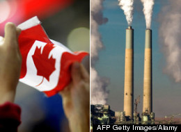 The National Round Table on the Environment and the Economy added every provincial and federal measure — existing and proposed — to reduce emissions. (AFP Getty Images/Alamy)