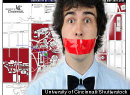 University of Cincinnati/Shutterstock