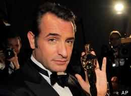 Jean Dujardin, really suave