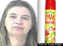 Barbara Hall allegedly asked for PAM cooking spray during sex. What she got was a story about her boyfriend's romp with Pam.