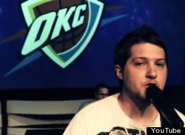 Thunder fans parody Carly Rae Jepson with 'Call Me KD' about Kevin Durant and the Oklahoma City Thunder.