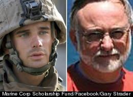 Marine Corp Scholarship Fund/Facebook/Gary Strader