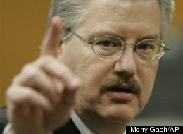Former District Attorney Ken Kratz has pleaded no contest to six ethics violations, including that he had sex with a woman he prosecuted.