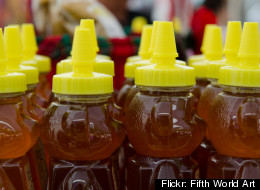 Some honey bears sourced from China should actually be called