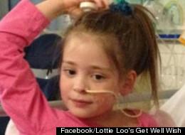 Facebook/Lottie Loo's Get Well Wish