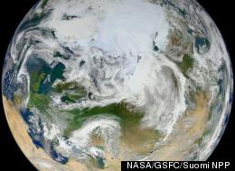 NASA/GSFC/Suomi NPP