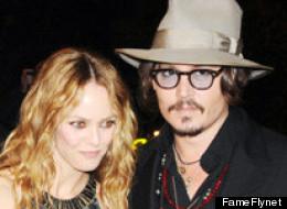 Potin de star: Johnny Depp et Vanessa Paradis se retrouvent en France avec leurs enfants.