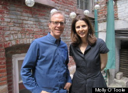 Amy Ziering and Kirby Dick, producer and director of