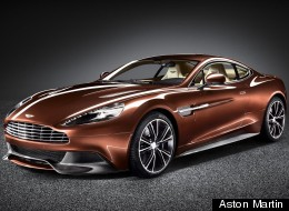 The Vanquish takes Aston Martin into its centenary year
