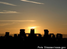 No one knows why ancient people built Stonehenge.