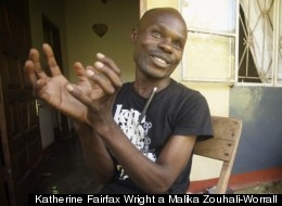 Katherine Fairfax Wright a Malika Zouhali-Worrall