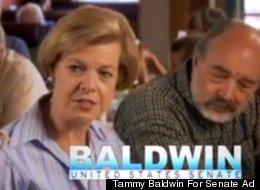Tammy Baldwin For Senate Ad